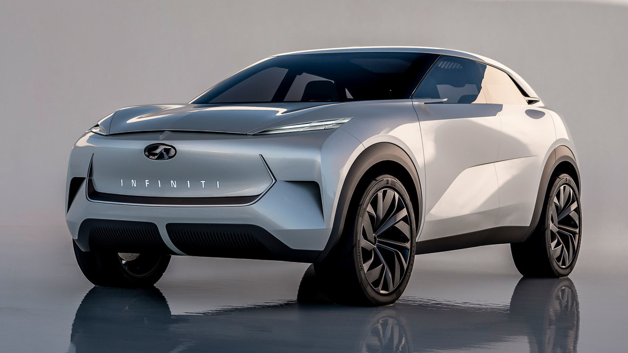 8 Reasons Why the Infiniti QX Concept Is Straight From 2030