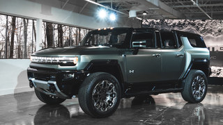 First Look: The GMC Hummer EV SUV