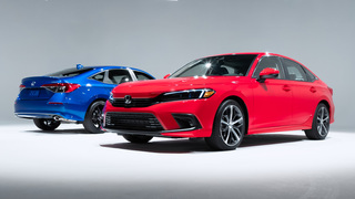 2022 Honda Civic First Look: The Next Generation