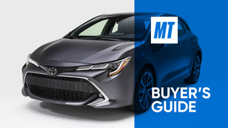 2021 Toyota Corolla Hatchback Video Review: MotorTrend Buyer's Guide