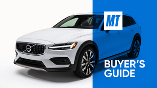 2021 Volvo V60 Cross Country Video Review: MotorTrend Buyer's Guide