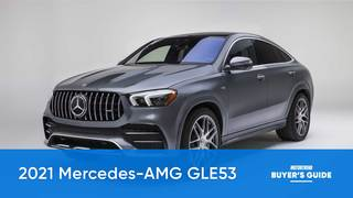 2021 Mercedes-AMG GLE53 Coupe Video Review: MotorTrend Buyer's Guide