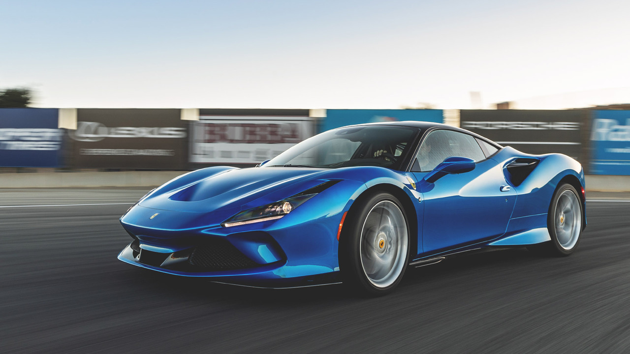 2020 Ferrari F8 Tributo First Test Full Numbers For The Land Based Missile