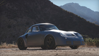 Behind the Wheel: Rod Emory's Momo 356 RSR