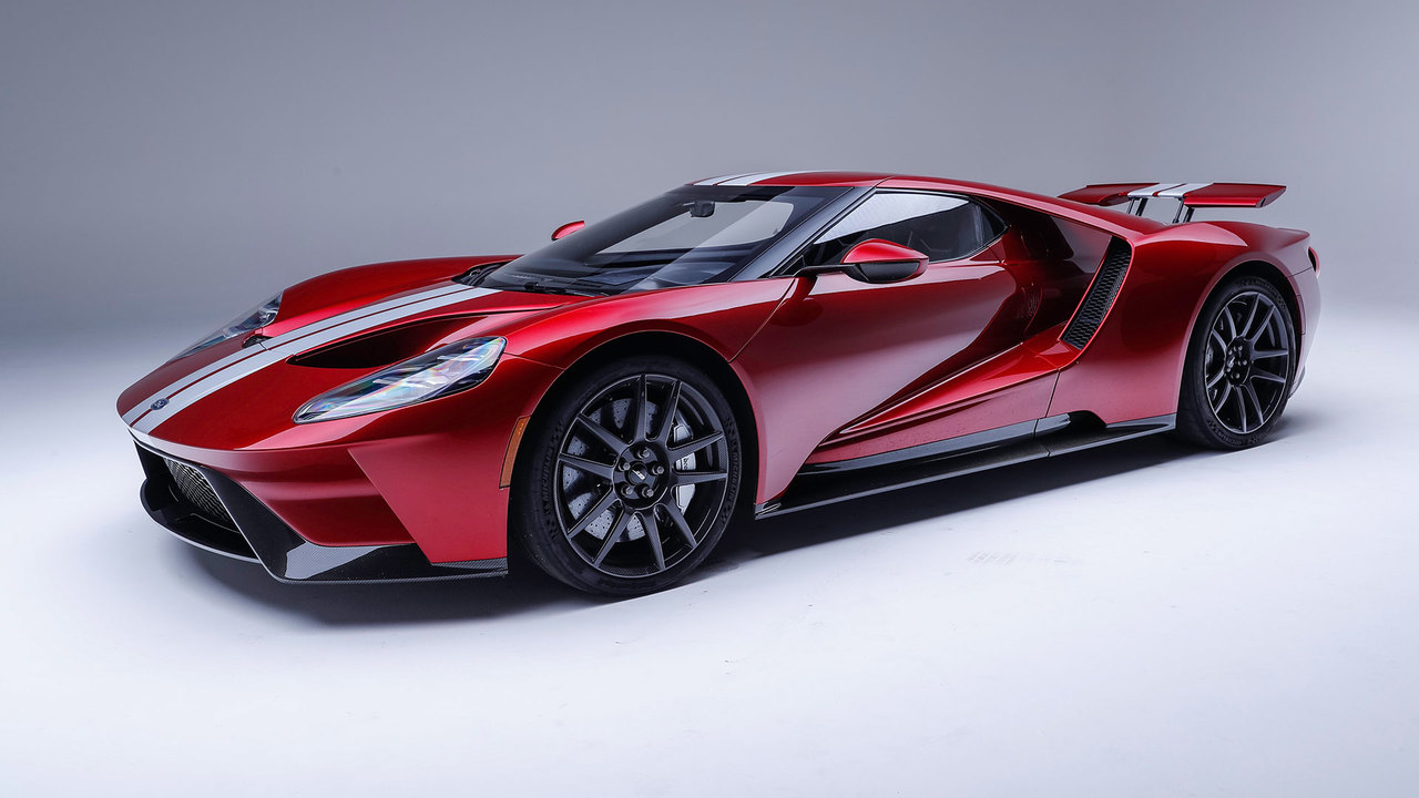 8 Reasons Why the Ford GT Is Worth Half a Million Bucks