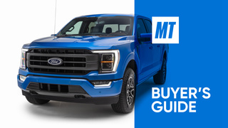 2021 Ford F-150 Lariat Crew FX4 PowerBoost Video Review: MotorTrend Buyer's Guide