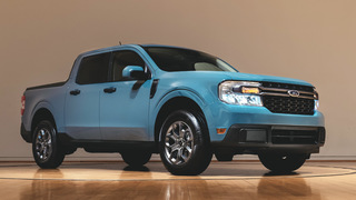 2022 Ford Maverick First Look: Compact, Hybrid, Affordable Truck