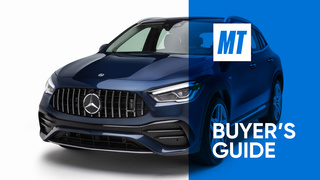 2021 Mercedes-AMG GLA35 Video Review: MotorTrend Buyer's Guide