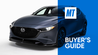 2021 Mazda 3 2.5 Turbo Hatchback Video Review: MotorTrend Buyer's Guide
