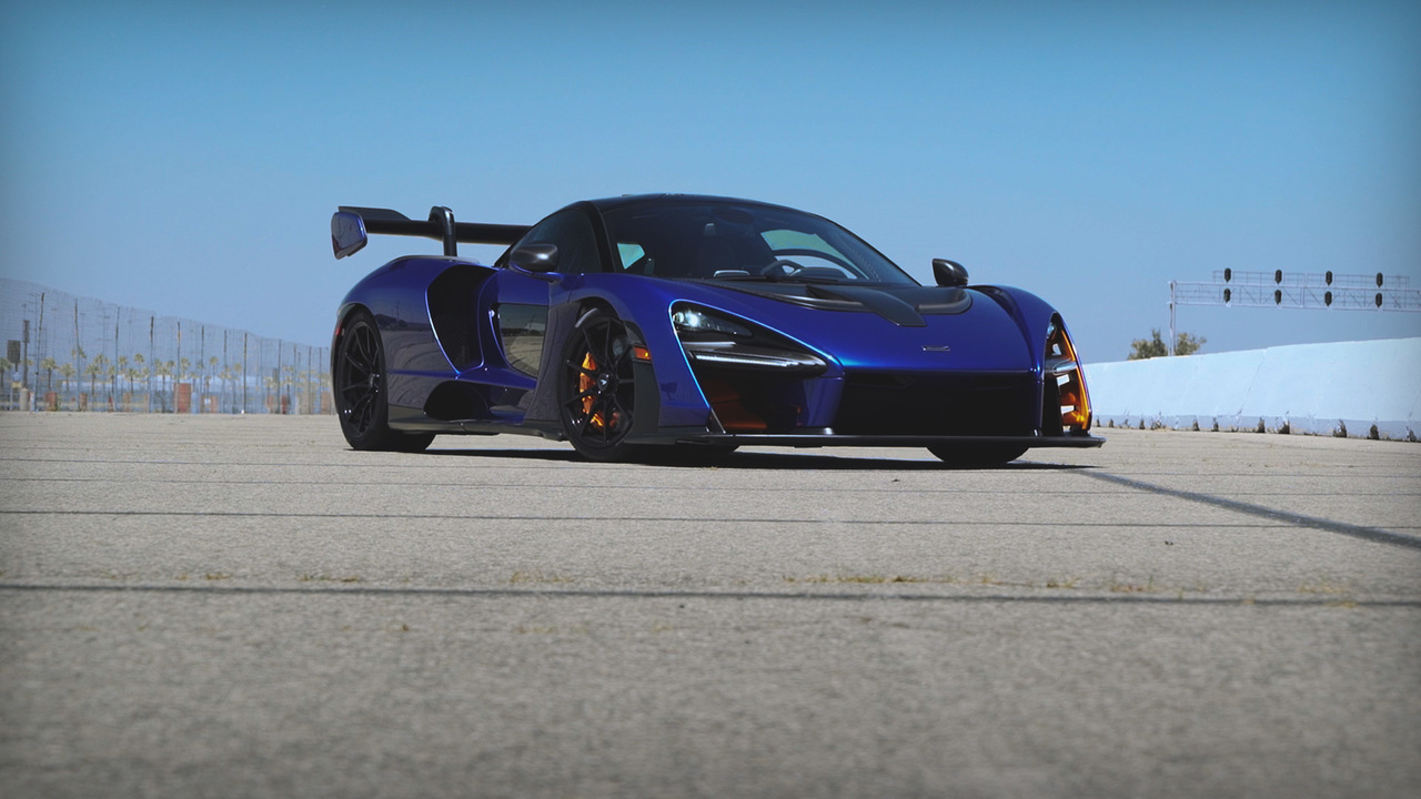 First Test: the 2019 McLaren Senna
