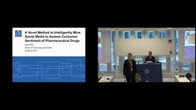 "Thumbnail for entry Altug Akay PhD Defense at STH/KTH - 170322: ""A Novel Method to Intelligently Mine Social Media to Assess Consumer Sentiment of Pharmaceutical Drugs"""