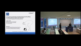 "Thumbnail for entry Carl Lind PhD Defense at STH/KTH - 170607: ""Assessment an design of industrial manual handling to reduce physical ergonomics hazards - use and development of assessment tools"""