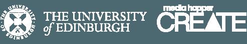 Media Hopper Create - The University of Edinburgh Media Platform