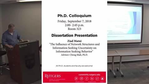 090718 PhD Colloquium Matni