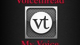Thumbnail for entry Voicethread_MyVoice