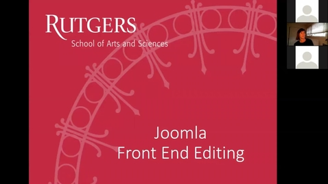 Thumbnail for entry joomla-front-end-editing