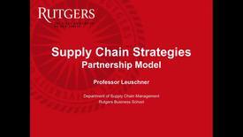 Thumbnail for entry Partnerships - Part 1