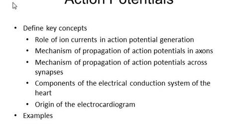 Thumbnail for entry Lesson 14ActionPotentials1