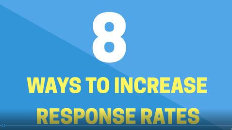 Improving Student Feedback Response Rates