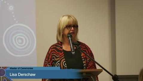 Thumbnail for entry Aboriginal Cultural Appreciation program launch