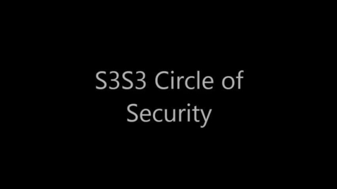Thumbnail for entry 2015OHC S3S3 Circle of Security