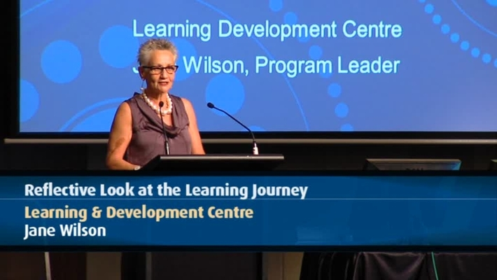 2011SSG - Day 3 - Learning and Development Centre - Reflective Look at the Learning Journey