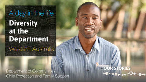 Diversity at Department of Communities Child Protection and Family Support