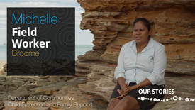 Thumbnail for entry A Day in the Life of a Child Protection Worker in Broome