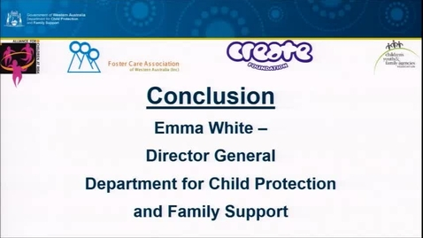 2015OHC S6 Closing remarks from Director General Emma White
