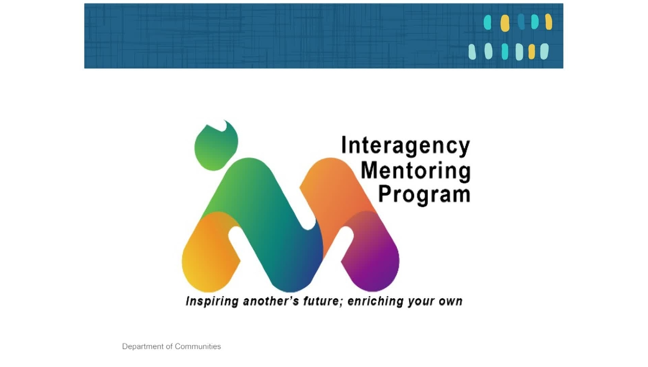 Mentoring 5 - Interagency Mentoring Program