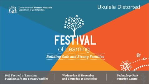 Thumbnail for entry 2017FOL Entertainment - Ukulele Distorted