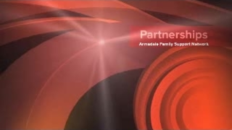 Thumbnail for entry 2013FOL-05 S3S3 Armadale Family Support Network - Partnerships in Action Part 2