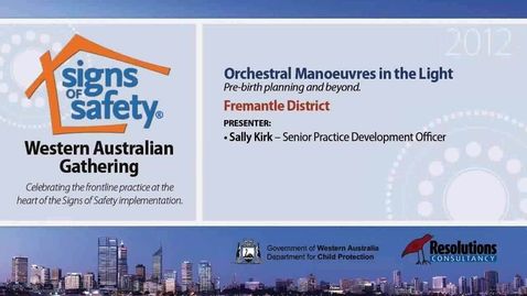Thumbnail for entry 22 - Orchestral Manoeuvres - Fremantle