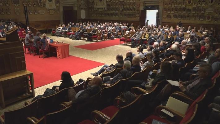Esplora, misura, racconta. Cerimonia di inaugurazione del primo museo di geografia in Italia