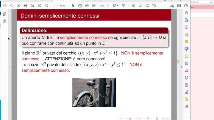 Thumbnail for channel Fondamenti di Analisi Matematica e Probabilita'