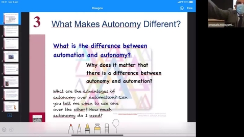 Thumbnail for entry Lesson 11 - Automation And Autonomy