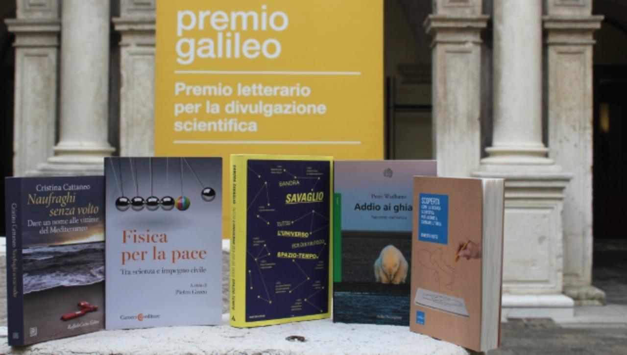 Premio Galileo. Cerimonia di premazione.