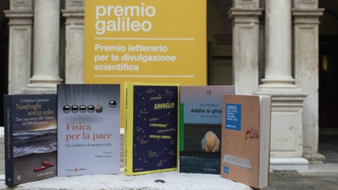 Thumbnail for entry Premio Galileo. Cerimonia di premazione.