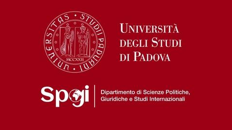 Thumbnail for entry Iscriviti a SPGI - Immatricolazione