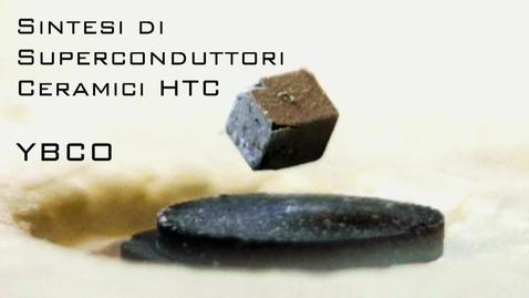 Thumbnail for entry Superconduttori YBCO