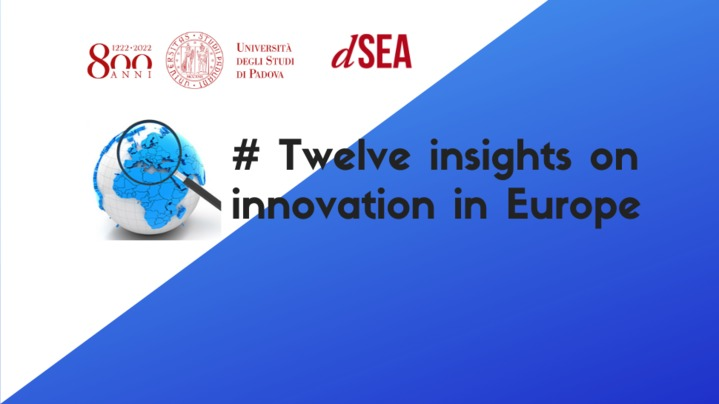 Thumbnail for channel Twelve insights on innovation in Europe