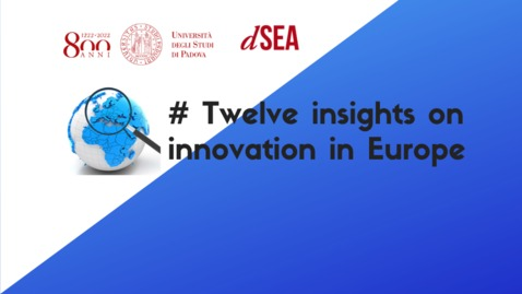 Thumbnail for entry Twelve insights on innovation in Europe