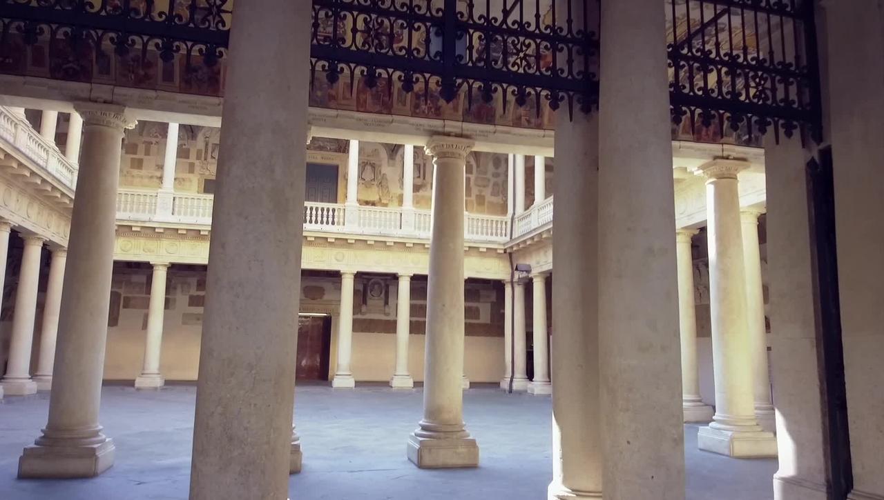 800 anni di storia e ricerca - Una città, la sua Università