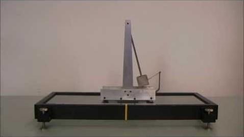 M06 - Pendolo montato su carrello