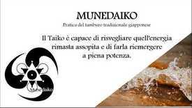Thumbnail for entry Munedaiko: concerto di Taiko
