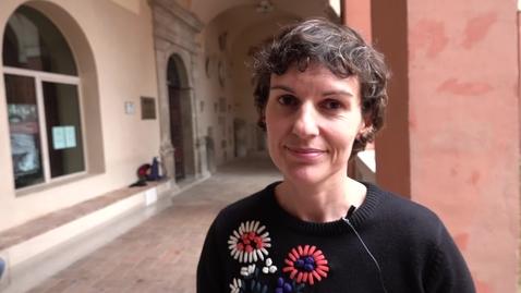 Thumbnail for entry Intervista a Martina Pignatti, Un Ponte Per, 6 ottobre 2018