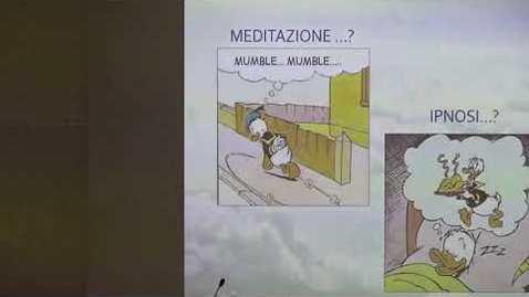 """Thumbnail for entry Enrico Facco: """"Meditazione tra Oriente ed Occidente"""""""