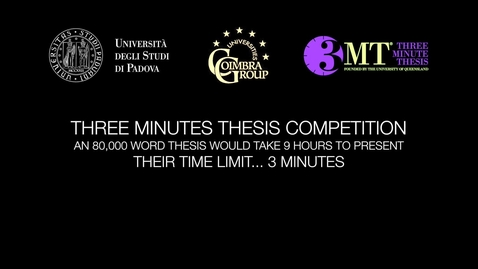 Thumbnail for entry 3MT FINALE 8 MARZO 2018