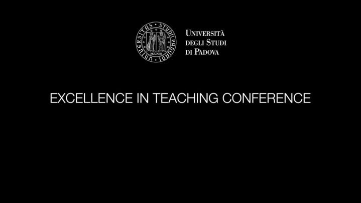 Thumbnail for channel Excellence in teaching conference 2018