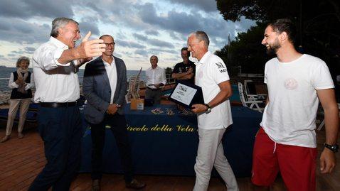 Thumbnail for entry 1001VelaCup 2019 - Premiazione Lazzaretto con Paperini e Mirko